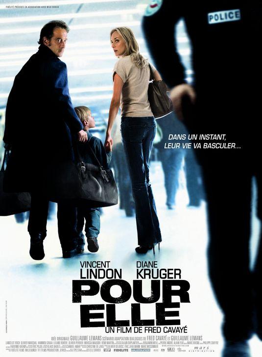 فیلم دوبله: برای همسرم (2008) Pour elle