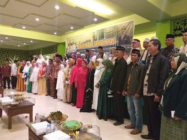 34 Jamaah Haji Asal Tana Toraja Sudah Tunaikan Ibadah Haji, Ini Kata Wabup Victor