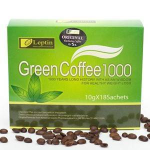 Suka Ngopi? Coba Cicip Manfaat Green Coffee