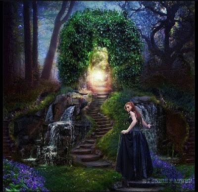 My Garden of Glory by Deborah Waldron Fry
