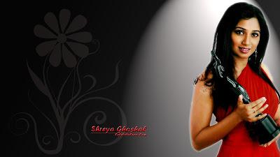 Shreya Ghoshal Images HD Wallpaper