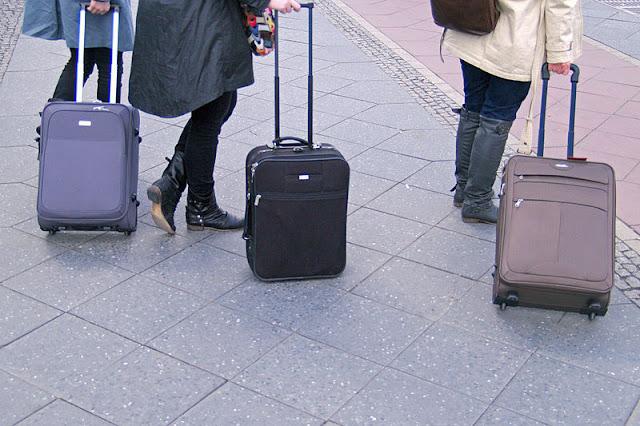 Malas pequenas para viajar