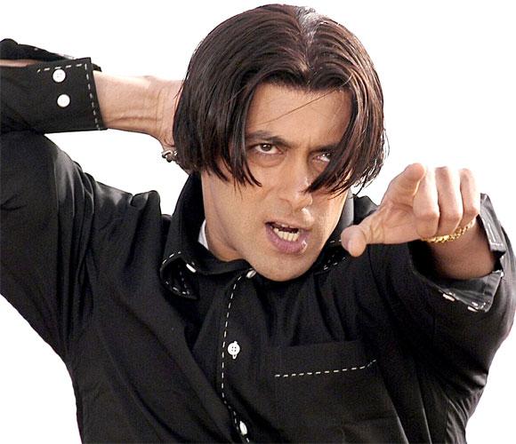 Yaad Hai Salman Khan S Tere Naam Hairstyle