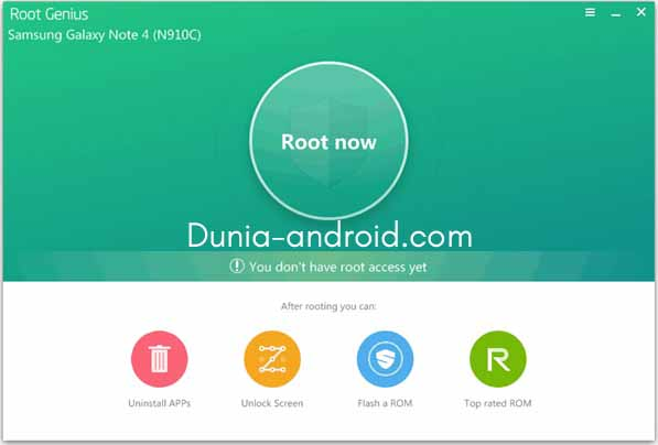 Download Root Genius