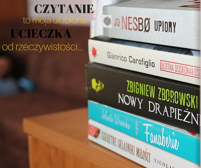 książki z wakacji 2015