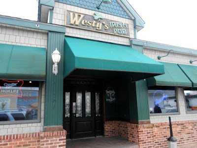 Westy's Irish Pub in North Wildwood New Jersey