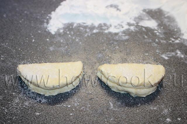 рецепт творожного печенья с пошаговыми фото