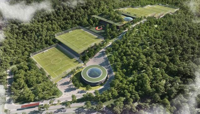 Galatasaray'ın yeni tesisleri Kemerburgaz'da olacak!