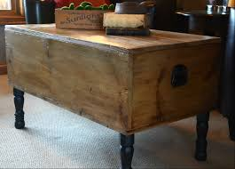 Decorative Trunks For Coffee Tables