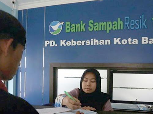Lokasi Bank Sampah di Kota Bandung