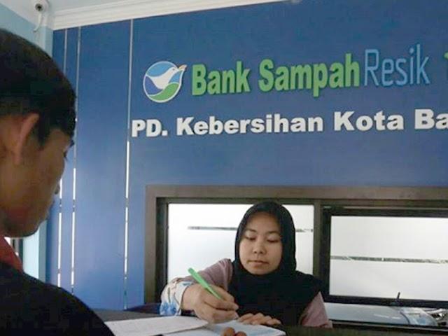 Inilah Lokasi-Lokasi Bank Sampah di Kota Bandung