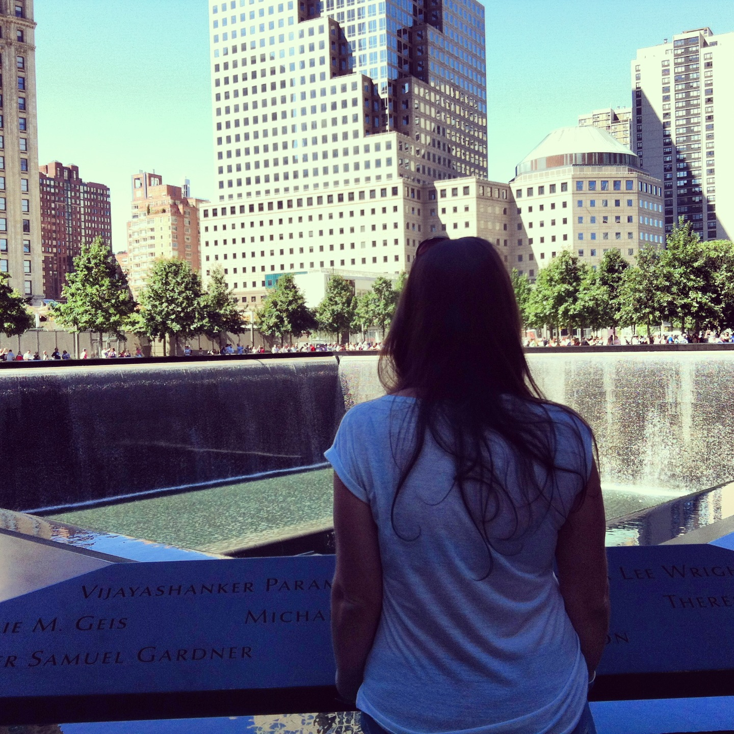 A Visit to the National September 11 Memorial in New York City