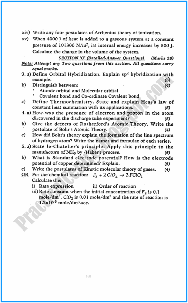 11th-chemistry-five-year-paper-2015