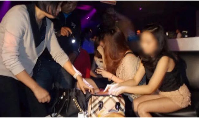 Pesta Sabu Dengan 2 Wanita, 7 Oknum Polisi Ditangkap TNI, Sangat Parah!