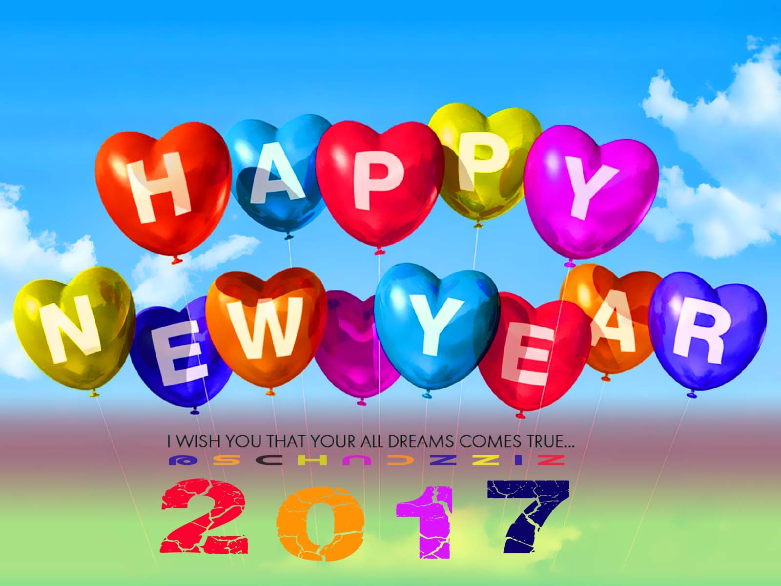 Kumpulan Kata Ucapan Terbaik Menyambut Tahun Baru 2017 Terbaru