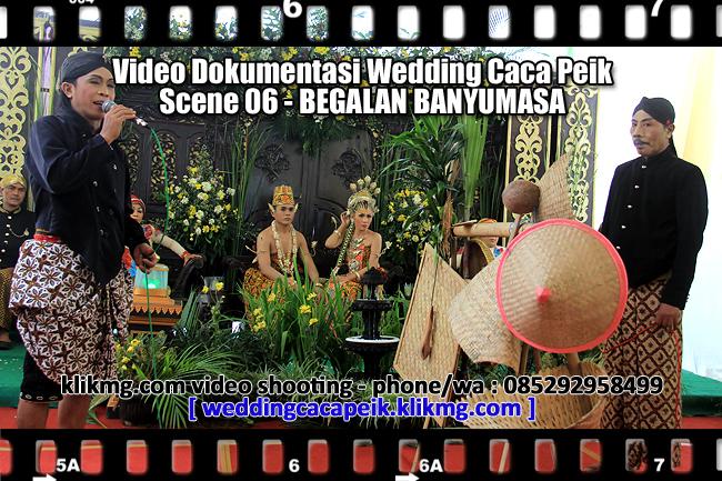 Video Scene 06 : Begalan pada Wedding Caca PX -  [ Video oleh : KLIKMG.COM Video Shooting Purwokerto / Video Shooting Banyumas ]