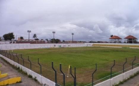 Bandidos roubam rede elétrica do estádio municipal de Carpina