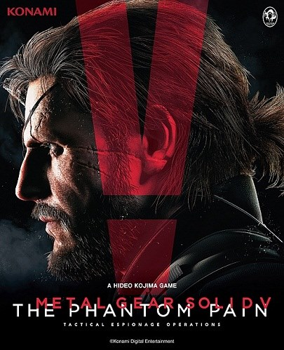Metal Gear Solid 5 The Phantom Pain Free Download