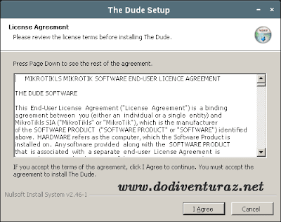 Tutorial Cara Install The Dude di Linux Ubuntu