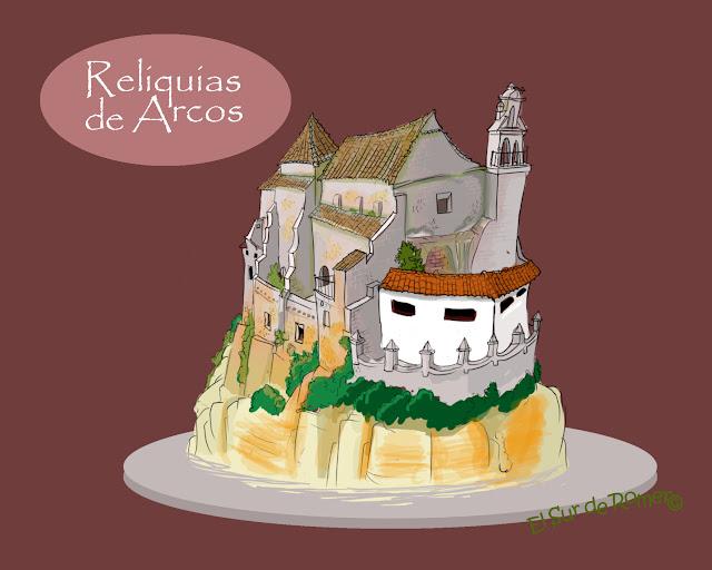 "<img src=""Iglesia de san Agustín.jpg"" alt=""Iglesias de Arcos de la fra""/>"
