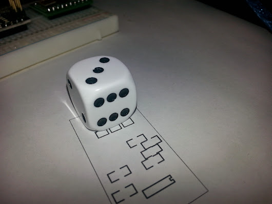Nerd Club: Dice reader for 18mm dice fail