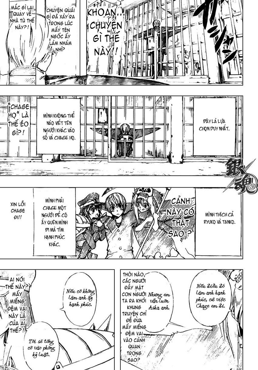 Gintama Chap 361 page 18 - Truyentranhaz.net