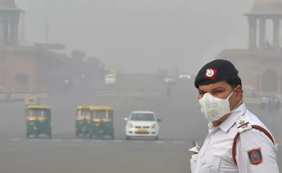 Emergency plan on Air Pollution from today As Air Quality down from poor to Very Poor- NASA UPDATE