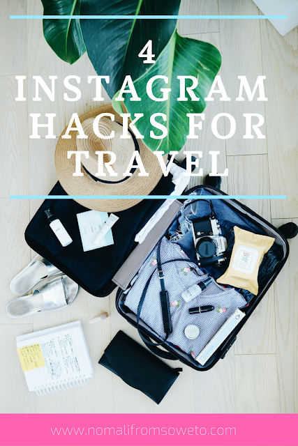instagram travel planning hack, how to use instagram to plan a trip,