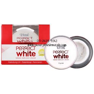 Perfect White Magic Skin Day Cream V'asia