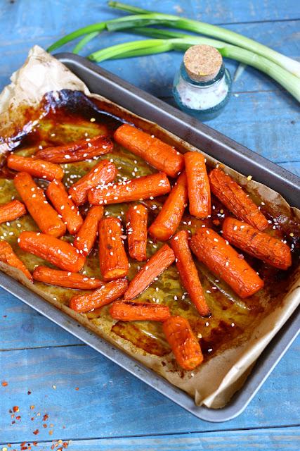 pomysł na marchewkę