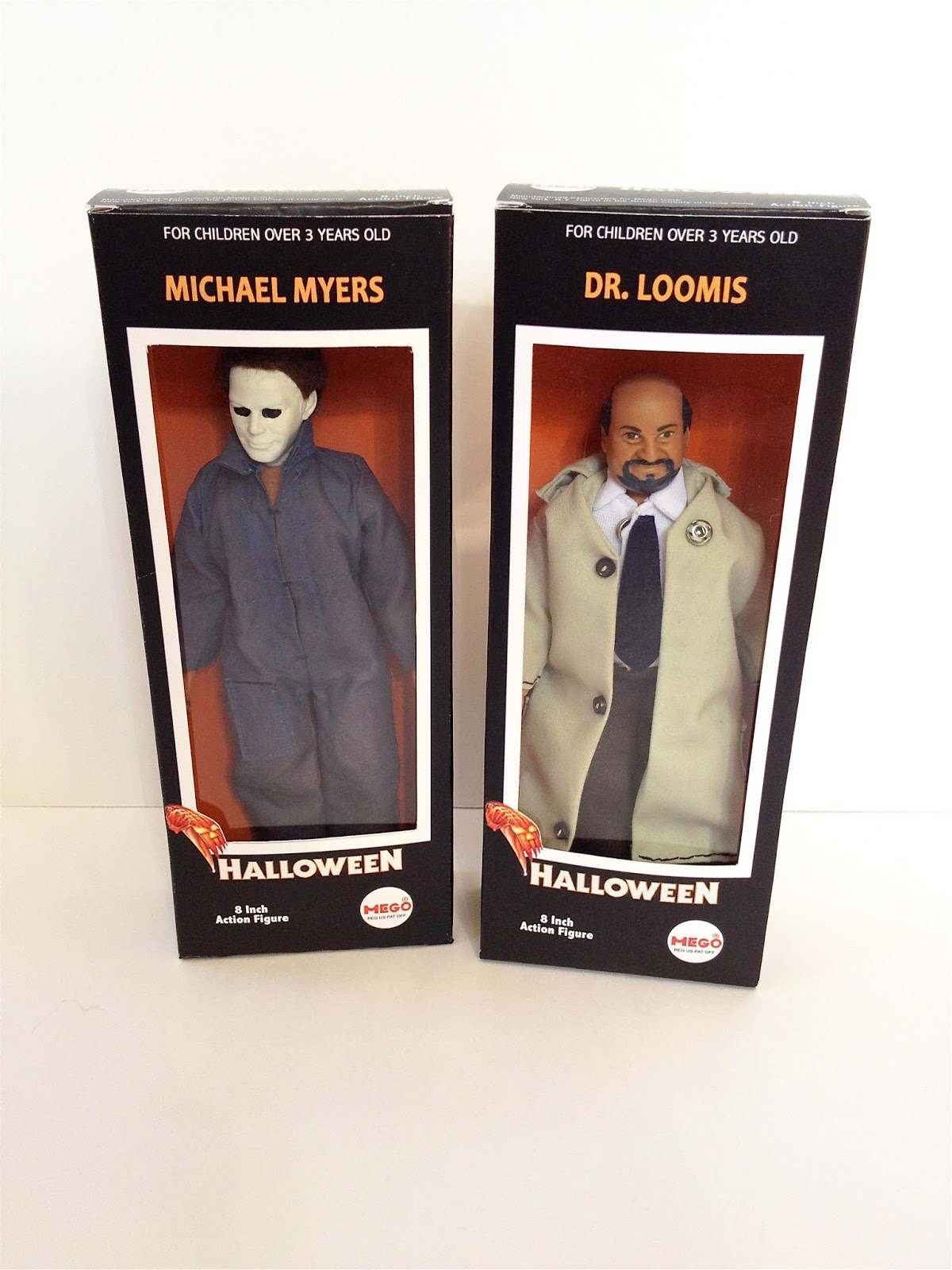 Planet Shoes Myer Death By Toys New Customs Vintage Mego Halloween Figures