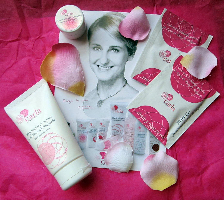 Carla Bulgaria roses beauty