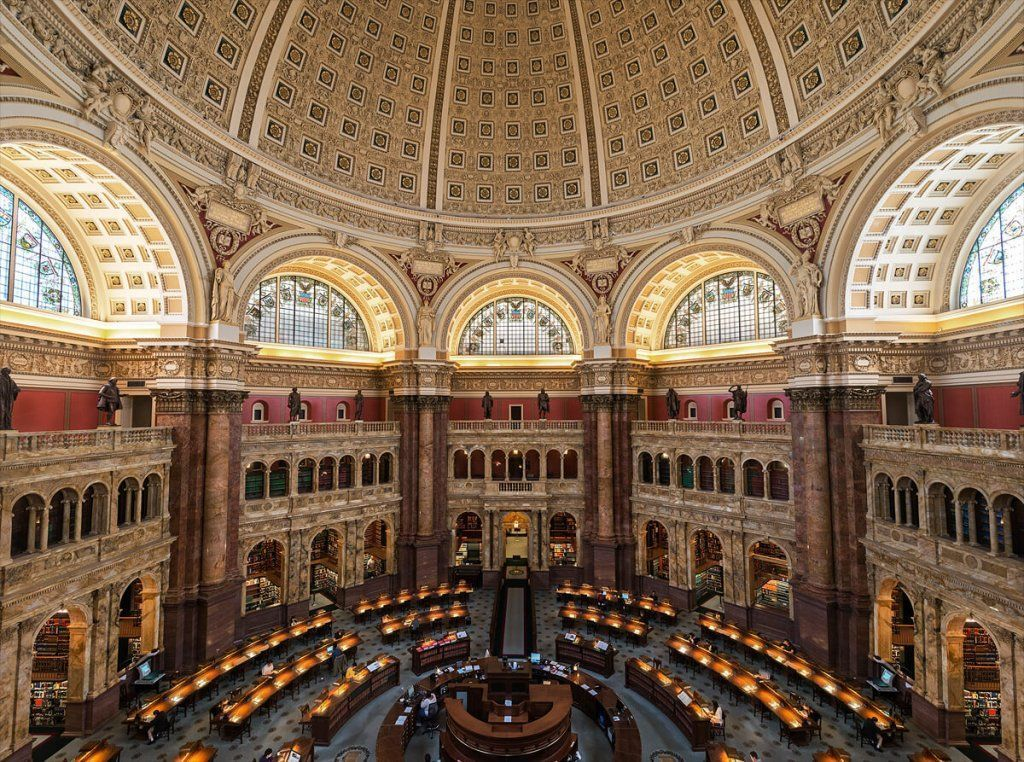 Biblioteca do Congresso, Washington