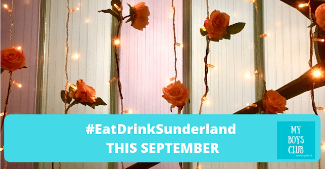 #EatDrinkSunderland this September