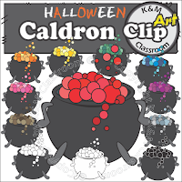 https://www.teacherspayteachers.com/Product/Halloween-Caldron-Clip-Art-2793264
