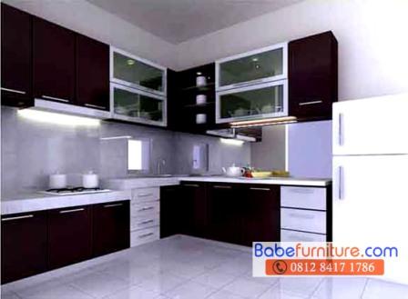 Jasa pembuatan furniture di bogor 0812 8417 1786 for Kitchen set bogor