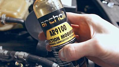 Archoil 9100, archoil 9100 jak stosować, archoil 9100 opinie, archoil 9100 test, archoil nanoboran potasu, dodatek do oleju archoil, friction modifier, modyfikator tarcia, nanoboran potasul,