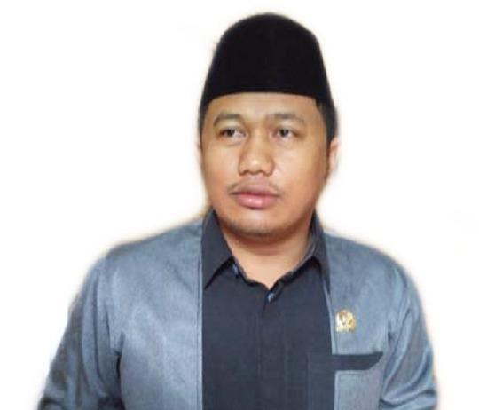 Ketua DPRD Lebak Akan Perjuangan Perbaikan Jalan Rusak