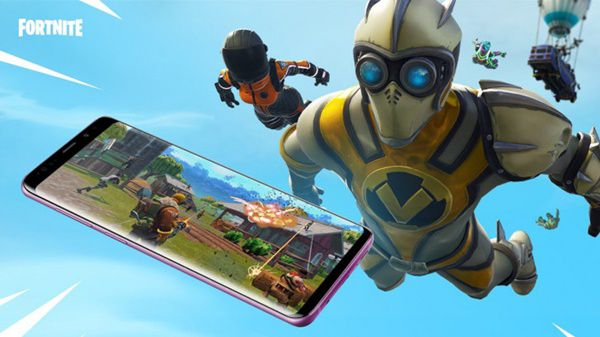 Game Fortnite Mobile Android