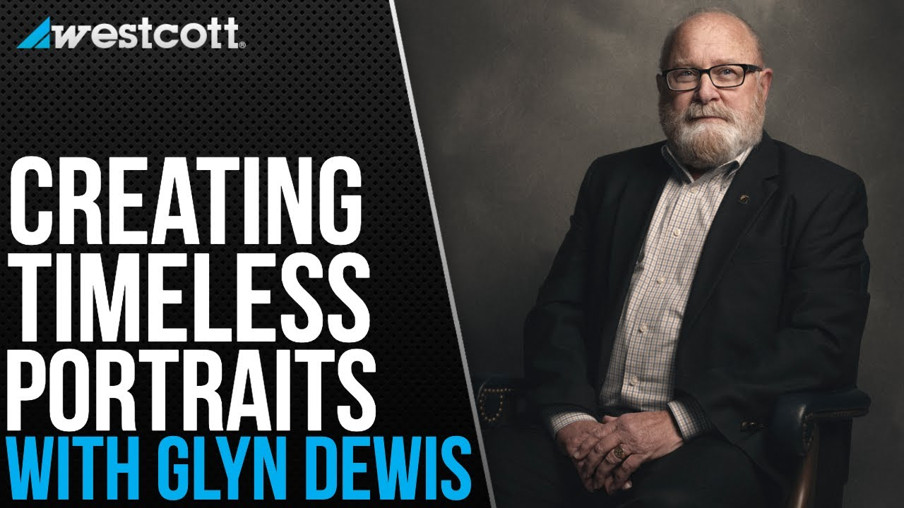 Capturing Timeless Portraits of Veterans with Glyn Dewis