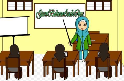 Kosakata Bahasa Arab Yang Berkaitan Dengan Sekolah
