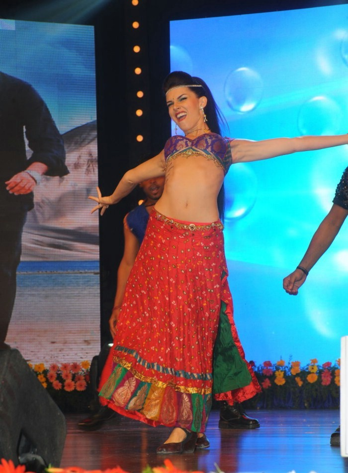 Telugu latest recording dance 2016 - 1 9