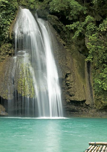 Kawasan Falls: Lower Fall