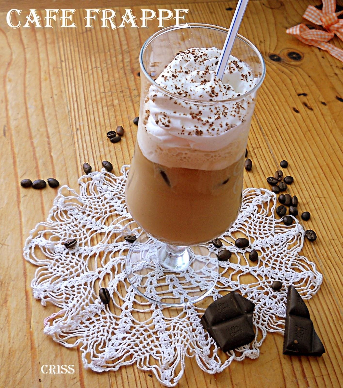 Imagini pentru cafe frappe