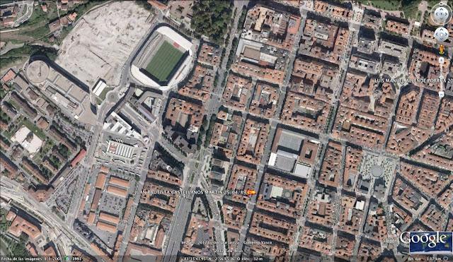 JUAN BAUTISTA CASTELLANOS MARTÍN ETA Bilbao Vizcaya Bizkaia España 25 de Abril