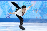 Denis Ten de Kazajistan
