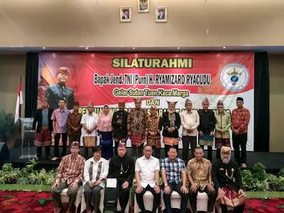 YAPAMEL Gelar Silaturahmi Penguatan Peran Masyarakat Adat Lampung