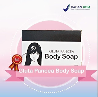 Gluta Pancea Body Soap