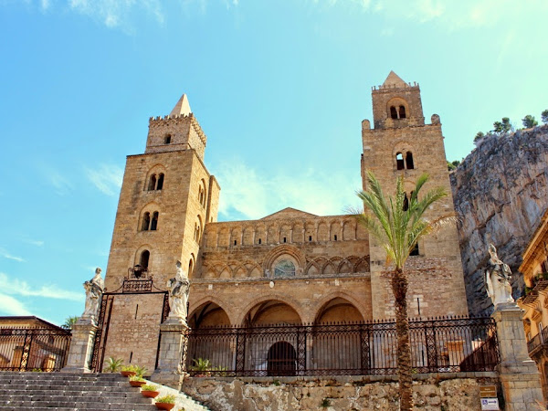 Sicily: Cefalù Cathedral
