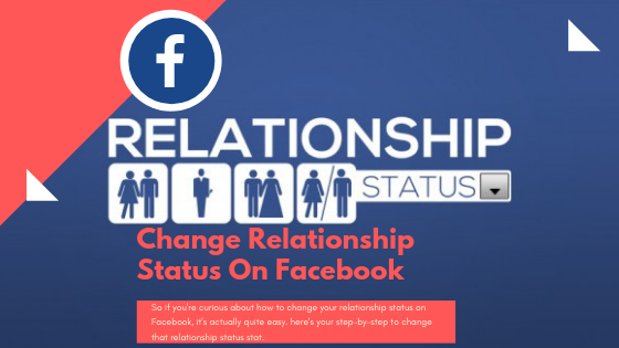 How To Change Relationship Status On Facebook<br/>